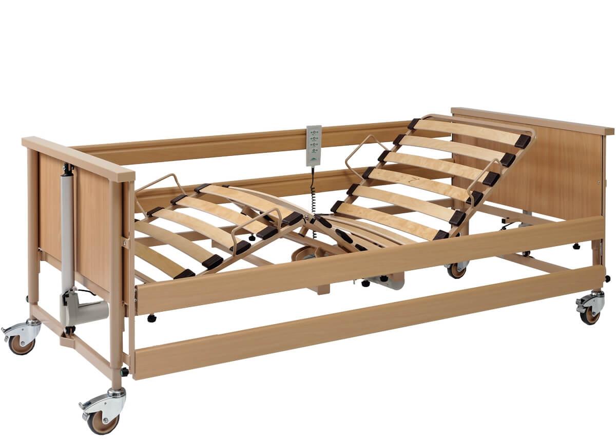 wynajem sprzętu rehabilitacyjnego - łóżka