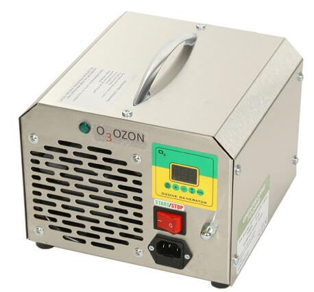 wynajem sprzętu rehabilitacyjnego - Ozonator ozonowanie